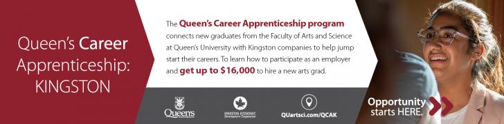 Queen's Career Apprenticeship Program