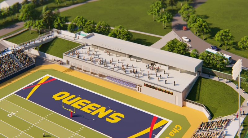 Queen's University to construct new pavilion at Richardson Stadium