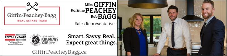 Giffin Peachey Bagg real estate team