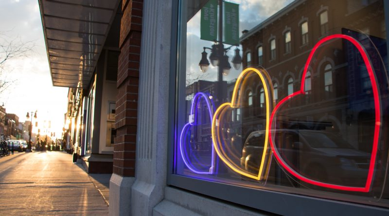 Local love, local concerns as Tourism Kingston lights up downtown core
