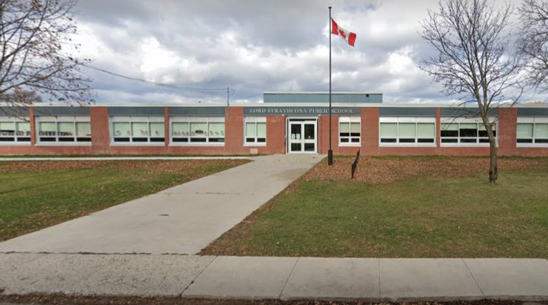 COVID-19 outbreak declared at Lord Strathcona PS