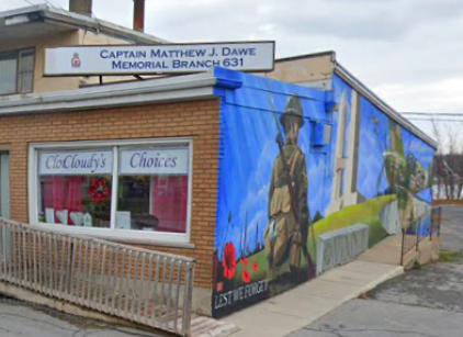 Confirmed positive COVID-19 cases at Royal Canadian Legion Branch 631