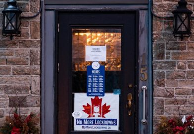 Restaurant's liquor licence suspended after Hillier's anti-mask event