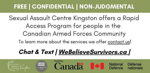 Sexual Assault Centre Kingston