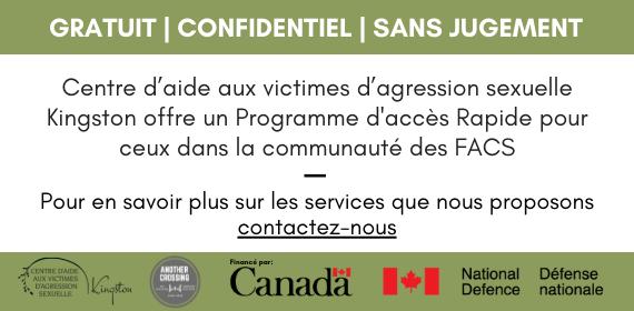 Centre d'aide aux victimes d'agression sexuelle Kingston