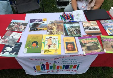 Local Indigenous archives and language revitalization underway at KFPL